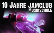 09. Juli: Jubiläums Open-Air mit 10 jamclub Bands