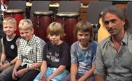 Drums sind was für harte Kerle!
