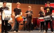 Zusammen musizieren am Sommerfestival