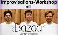 Samstag 2. Mai ab 11 Uhr - Workshop Improvisation
