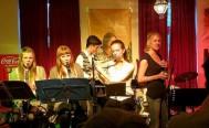 Fotos von der Live Session im Café Haag