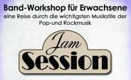 Jam Session - neuer Bandkurs für Erwachsene