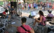 Fotos: jamclub Bands auf dem Tübinger Stadtfest