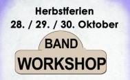 Bandworkshop in den Herbstferien von 28. bis 30. Oktober 2019