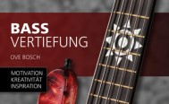 Samstag, 16. November - Bassworkshop mit Ove Bosch