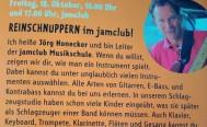 +++ jamclub newsletter Herbst 2019 +++ Jazz & Klassik Tage +++
