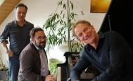 Chris Kühn MdB zu Besuch in der jamclub Musikschule